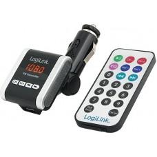Αναμεταδότης FM/MP3 Logilink FM0001A